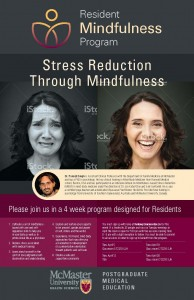 Mindfulness for Medical Residents @ Hamilton Health Sciences | Hamilton | Ontario | Canada